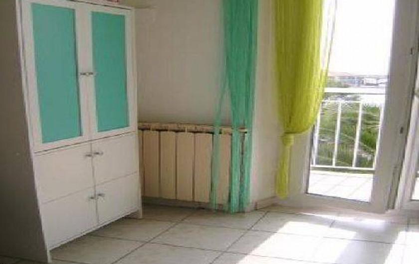 Location de vacances - Appartement à Toulon - CHAMBRE ou SALON