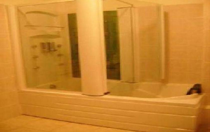 Location de vacances - Appartement à Toulon - SALLE DE BAIN