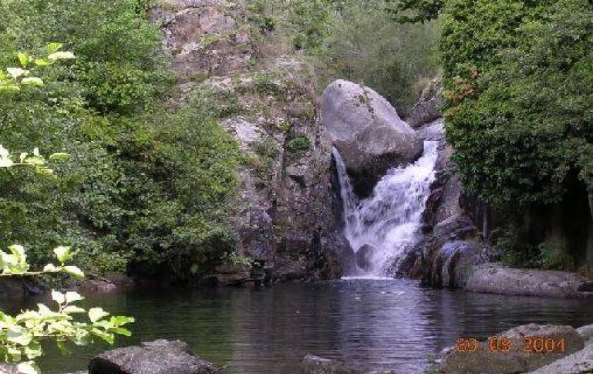 Location de vacances - Camping à Sablières
