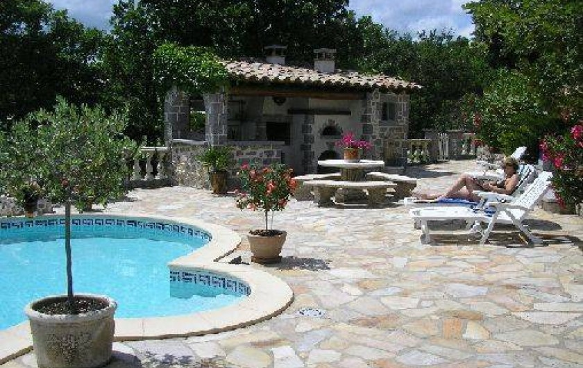 Location de vacances - Villa à Labeaume