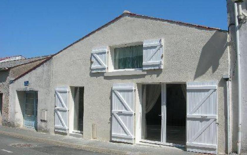 Location de vacances - Villa à Le Gué-de-Velluire