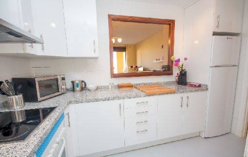 Location de vacances - Appartement à Manilva