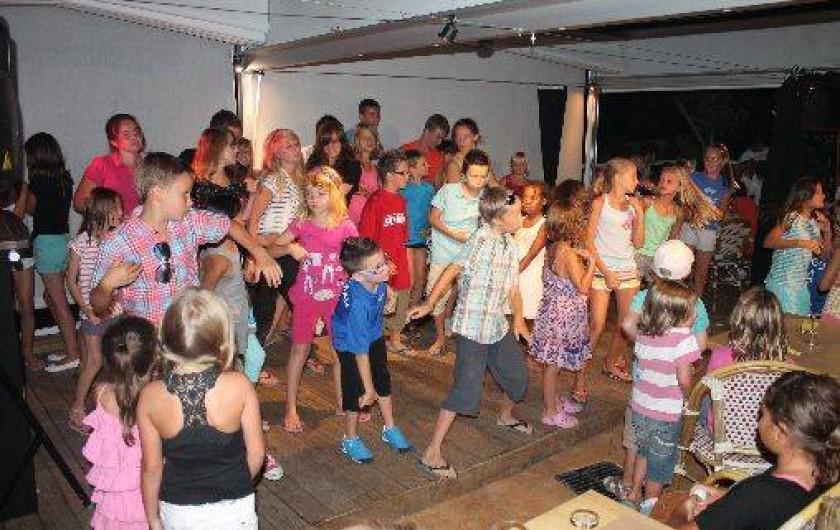 Location de vacances - Camping à Joyeuse - Spectacle enfants