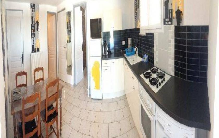 Location de vacances - Appartement à Saint-Julien-en-Champsaur