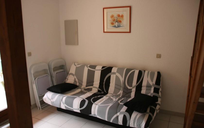 Location de vacances - Villa à Saint-Cyprien Plage - clic clac 2 personnes
