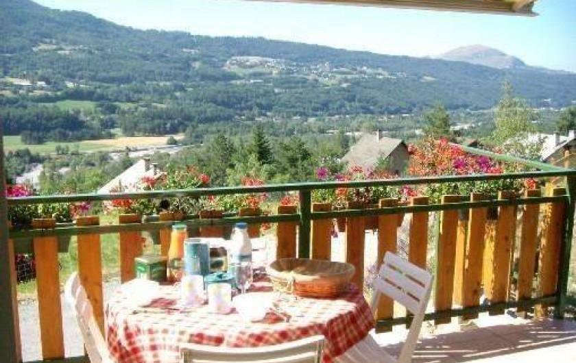 Location de vacances - Maison - Villa à Saint-Jean-Saint-Nicolas