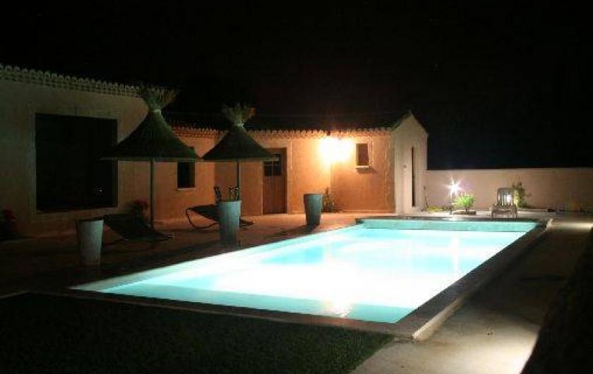Location de vacances - Gîte à Mouriès