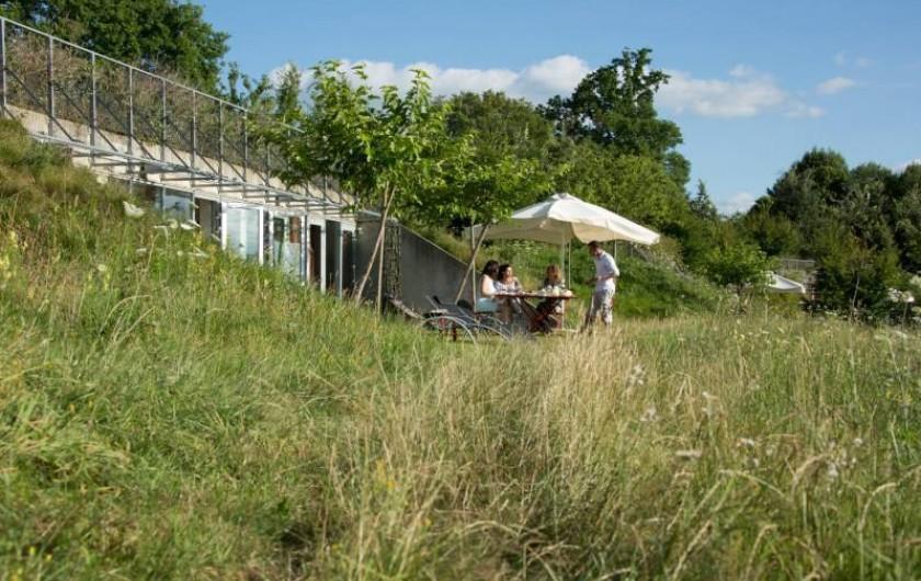 Location de vacances - Gîte à Sainte-Féréole - Voir sans être vu