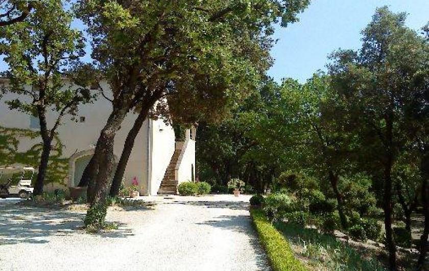 Location de vacances - Chambre d'hôtes à Saint-Rémy-de-Provence