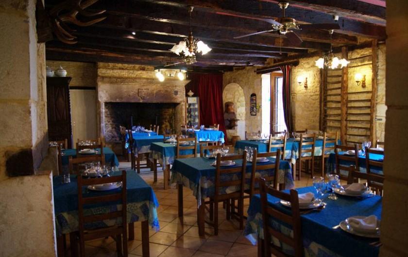 Location de vacances - Chambre d'hôtes à Salignac-Eyvigues
