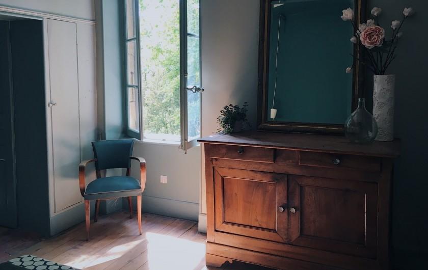 Location de vacances - Gîte à Uchaux - La chambre