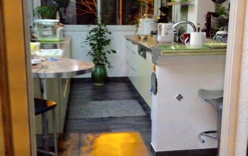 Location de vacances - Villa à Fréjus - Cuisine
