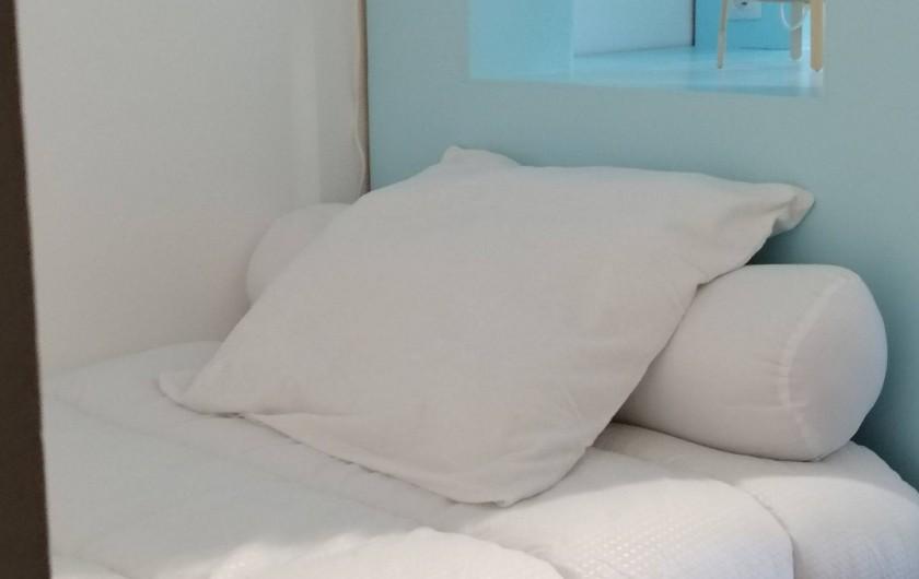Location de vacances - Gîte à Torreilles - La chambre des enfants