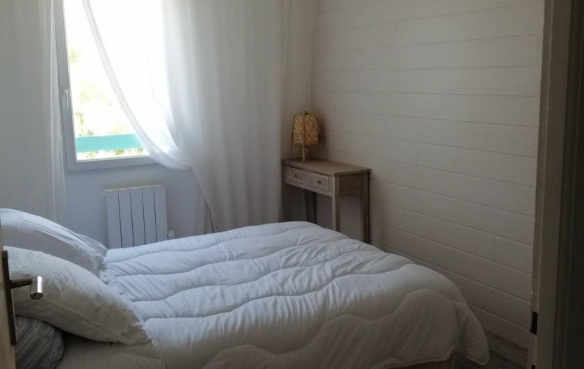 Location de vacances - Gîte à Torreilles - La chambre des parents