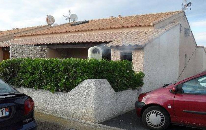 Location de vacances - Maison - Villa à Gruissan