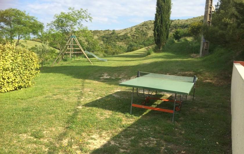 Location de vacances - Gîte à Laurac