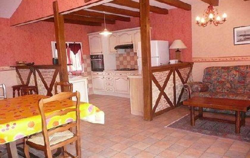 Location de vacances - Maison - Villa à Archignac
