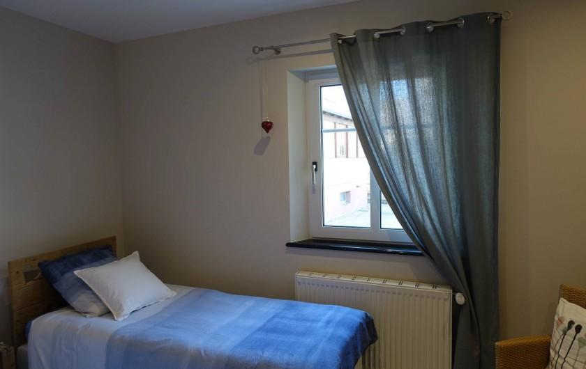 Location de vacances - Gîte à Rumersheim-le-Haut - CHAMBRE 2 - 2 LITS SIMPLES