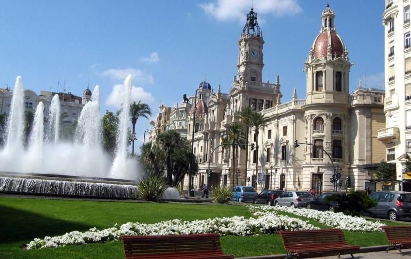 Location de vacances - Appartement à Valence - la centre