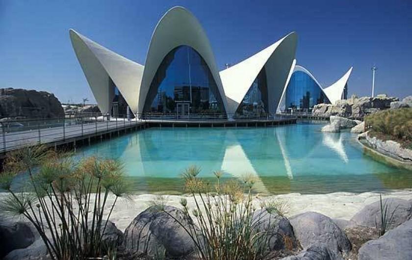 Location de vacances - Appartement à Valence - le musée océanographique