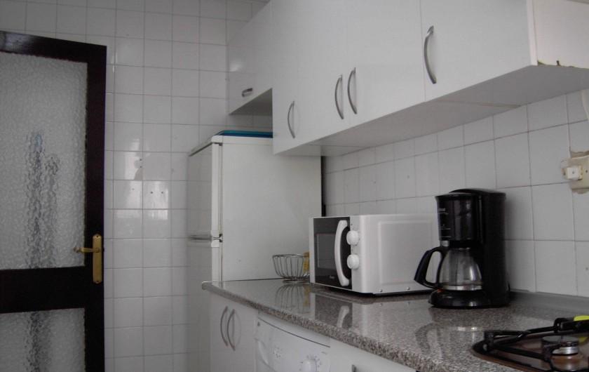 Location de vacances - Appartement à Valence - cuisine