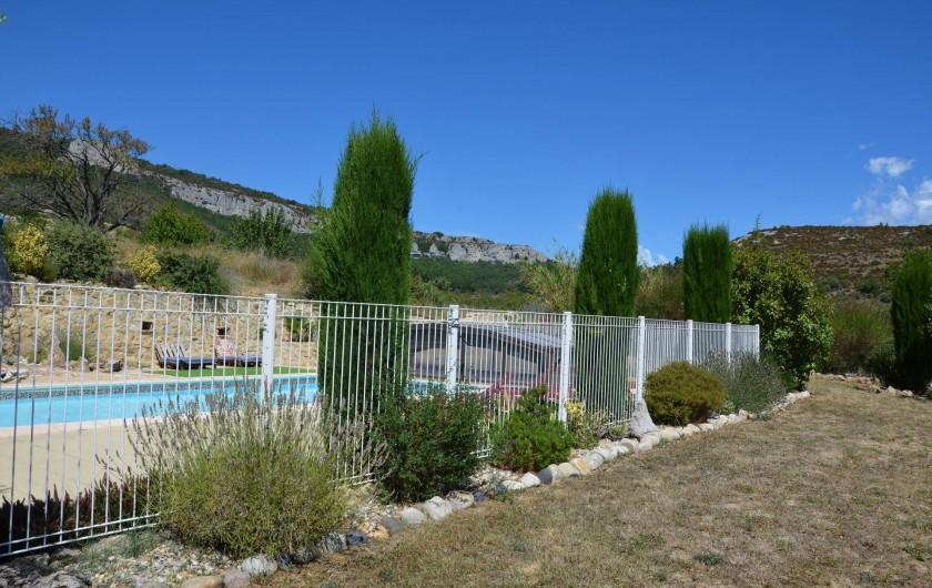 Location de vacances - Villa à Gras