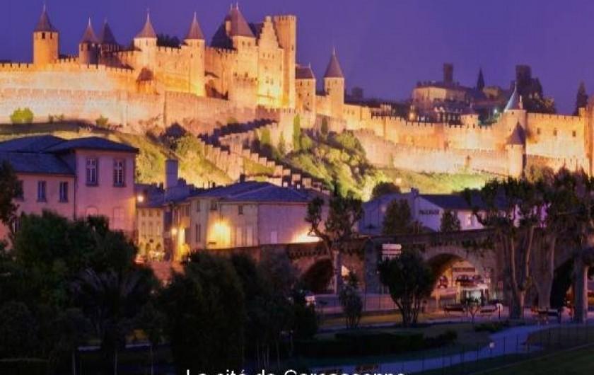 Location de vacances - Mas à Narbonne - Carcassonne