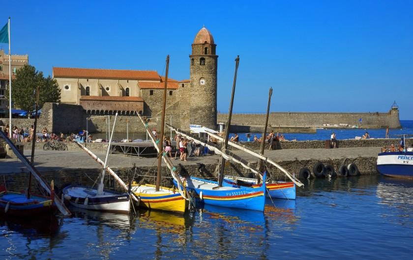 Location de vacances - Appartement à Cerbère - Collioure