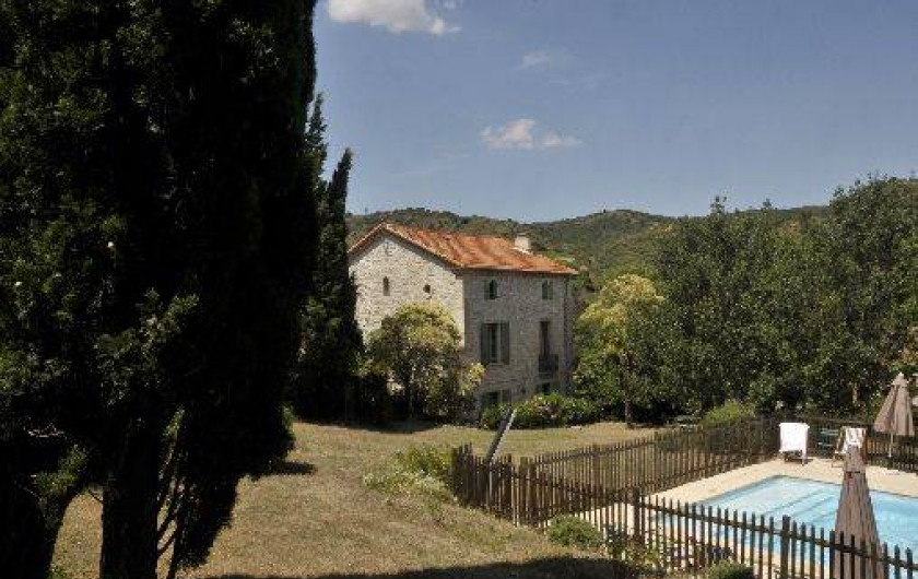 Location de vacances - Maison - Villa à Cascastel-des-Corbières