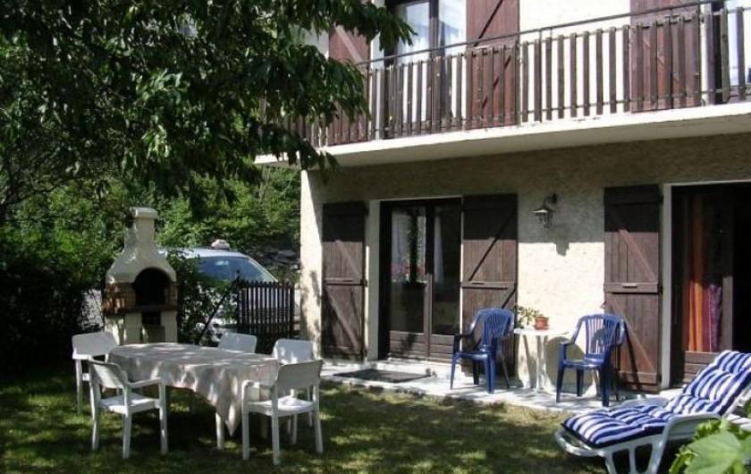 Location de vacances - Villa à Le Bourg-d'Oisans