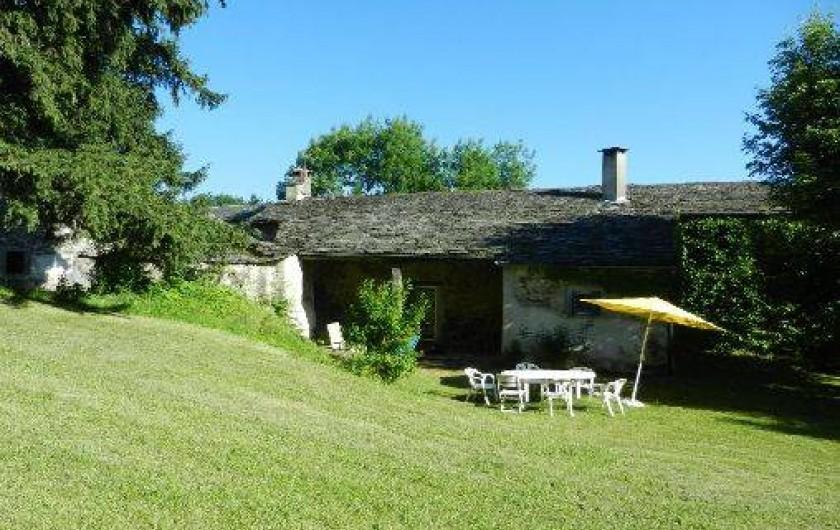 Location de vacances - Gîte à Montredon-Labessonnié