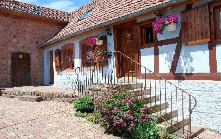 Location de vacances - Gîte à Saint-Nabor