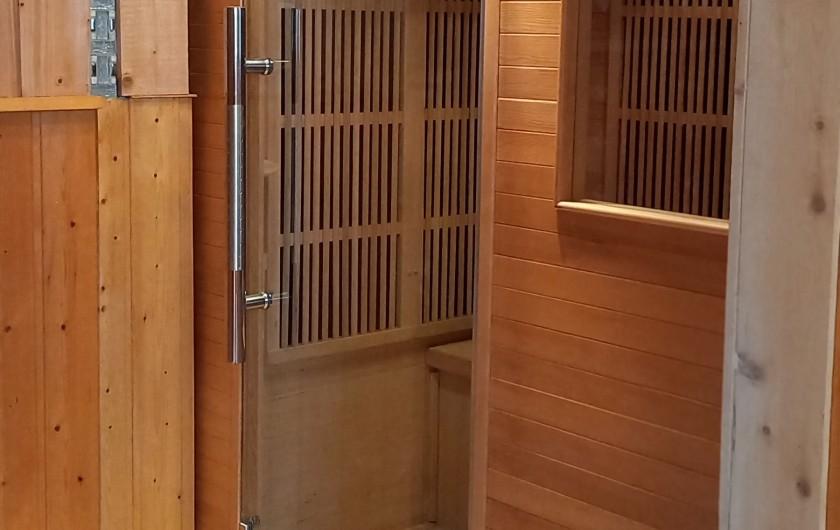 Location de vacances - Gîte à La Bresse - Entrée