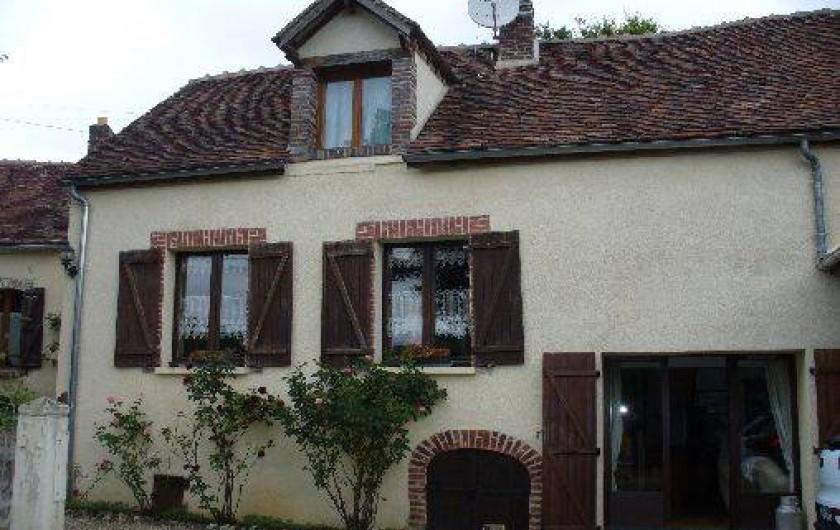 Location de vacances - Gîte à Villeneuve-sur-Yonne