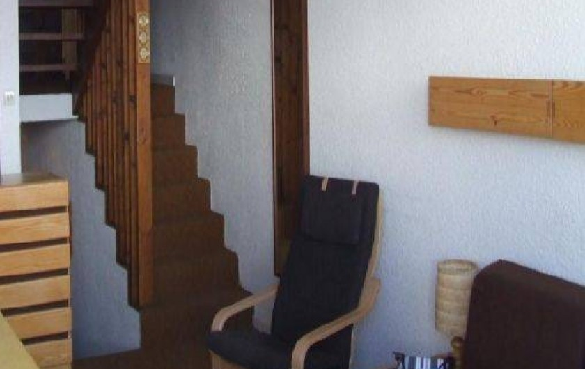 Location de vacances - Appartement à Les Menuires - Séjour