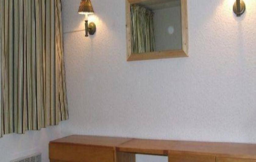 Location de vacances - Appartement à Les Menuires - Chambre 1