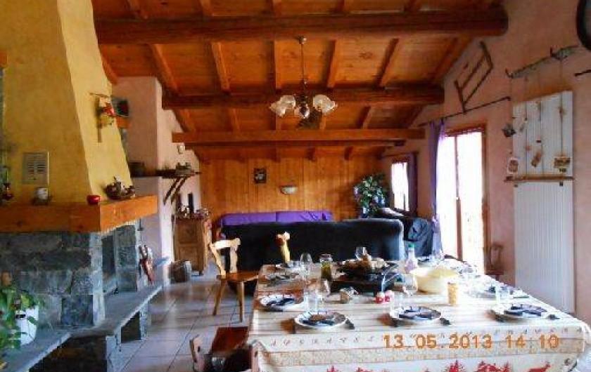 Location de vacances - Gîte à Bozel
