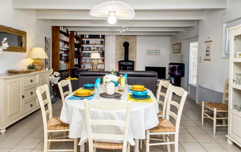 Location de vacances - Villa à Sibiril - Détente au jardin