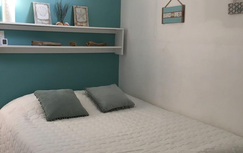 Location de vacances - Villa à Frontignan - chambre 2
