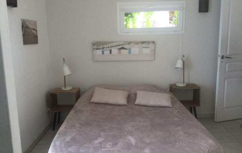 Location de vacances - Villa à Frontignan - Chambre 1