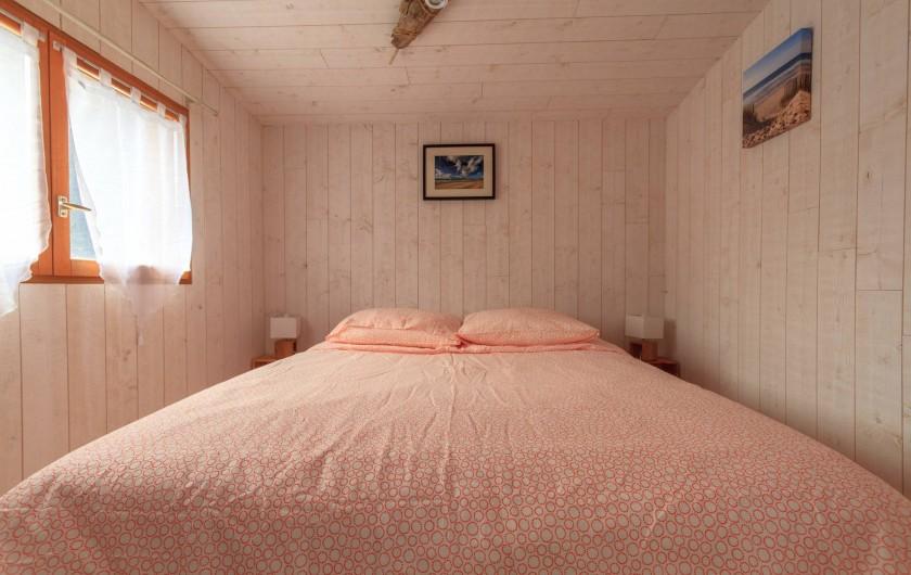 Location de vacances - Villa à Hourtin Plage - Chambre cabane