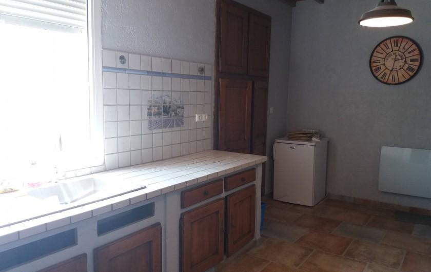 Location de vacances - Villa à Bédoin - CUISINE