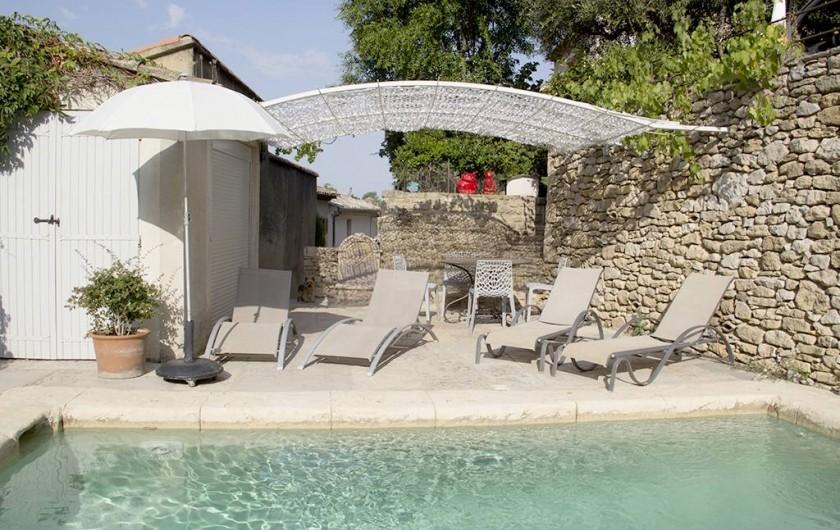 Location de vacances - Gîte à Robion - Coté détente