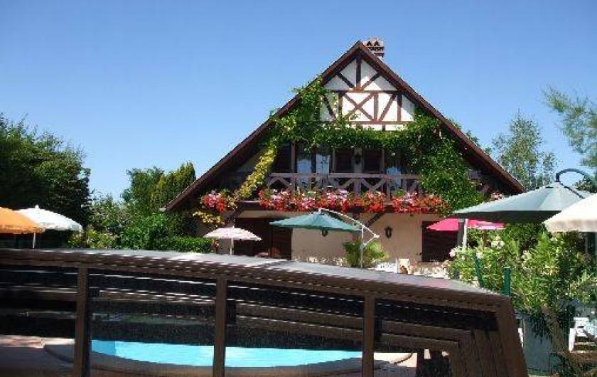 Location de vacances - Gîte à Bootzheim