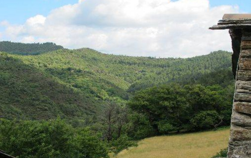 Location de vacances - Appartement à Sainte-Croix-Vallée-Française