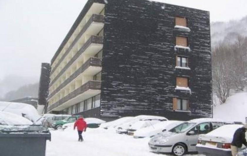Location de vacances - Appartement à Super Besse - residence