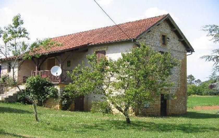Location de vacances - Gîte à Léobard