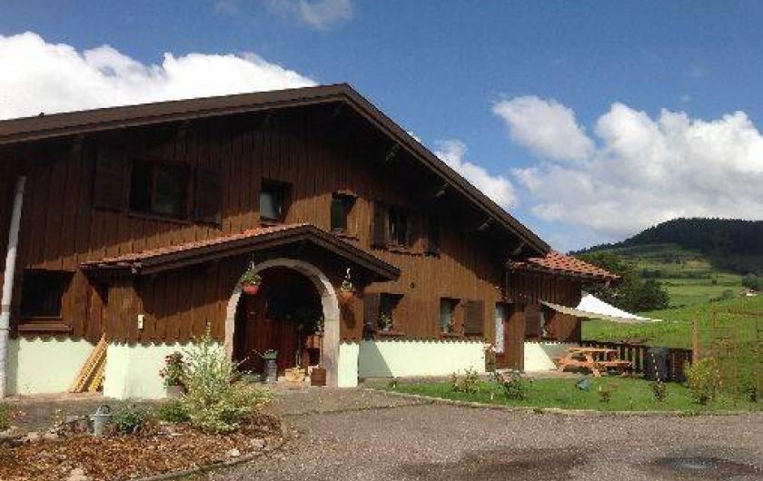 Location de vacances - Appartement à Fresse-sur-Moselle