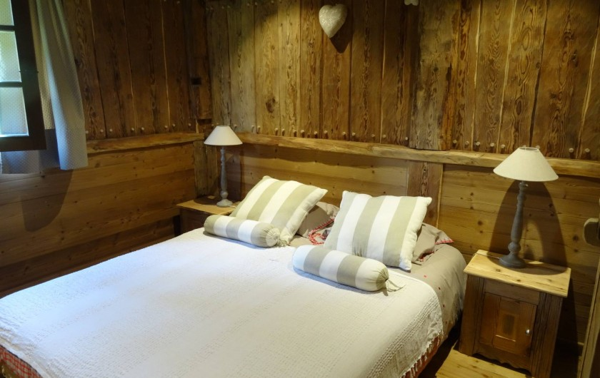 Location de vacances - Chalet à Les Gets - chambre 1