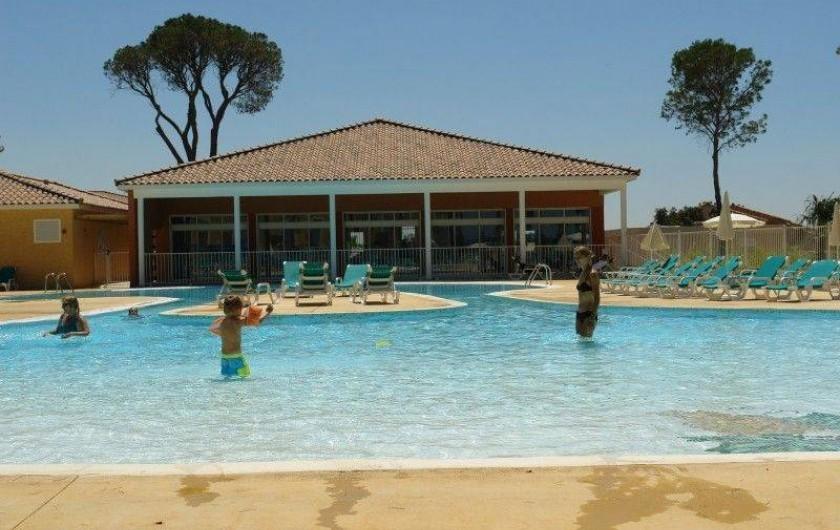 Location de vacances - Mas à Calvisson